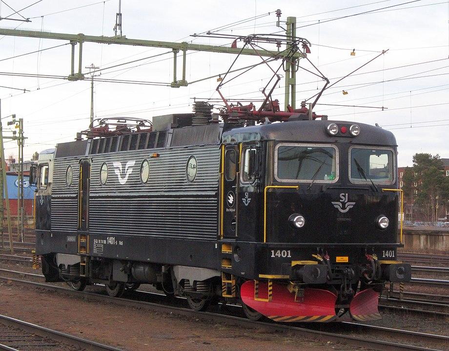 RC6列车